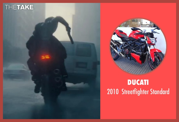 Ducati standard from Inception seen with Unknown Actor (Unknown Character)
