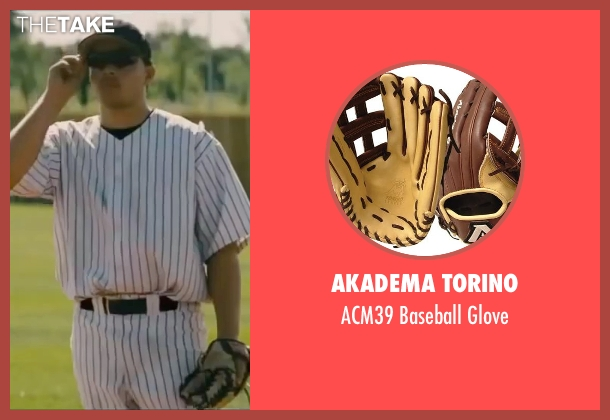 Akadema Torino glove from Interstellar seen with Unknown Actor (Unknown Character)