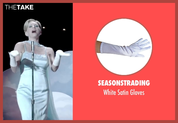 SeasonsTrading white gloves from Jersey Boys seen with Unknown Actor (Unknown Character)