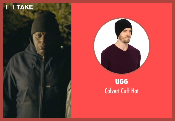 UGG black hat from John Wick seen with Unknown Actor (Unknown Character)