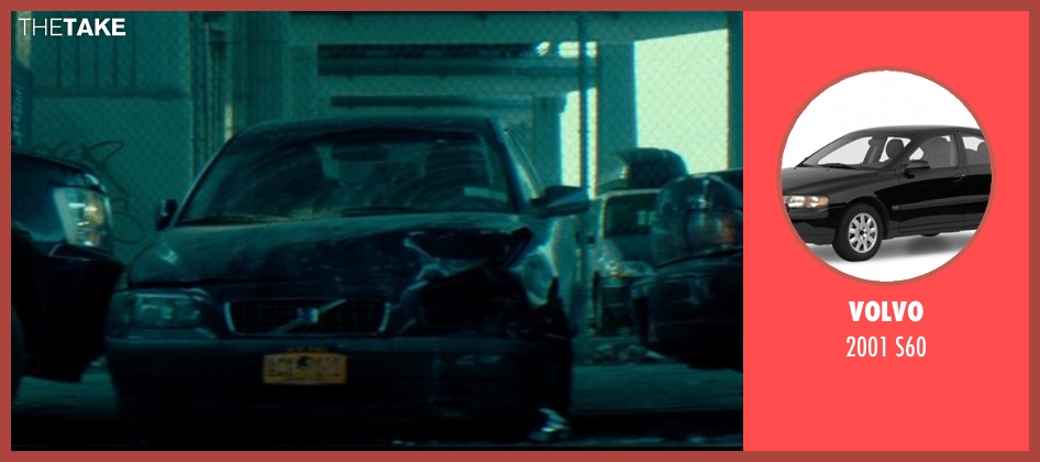 Volvo s60 from John Wick seen with Unknown Actor (Unknown Character)
