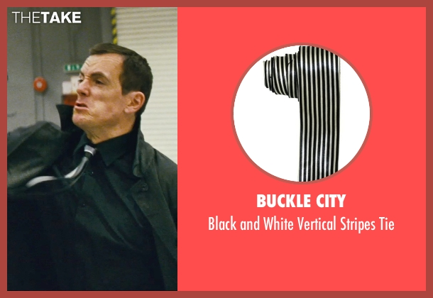 Buckle City black tie from Kick-Ass seen with Unknown Actor (Unknown Character)