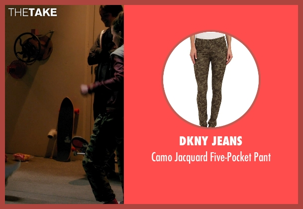 DKNY Jeans pant from Laggies seen with Unknown Actor (Unknown Character)