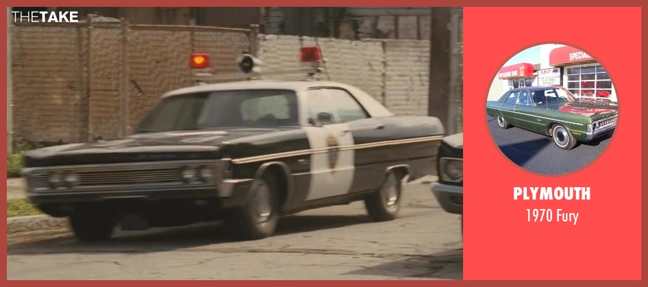 Plymouth fury from Lee Daniels' The Butler seen with Unknown Actor (Unknown Character)
