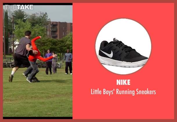 Nike black sneakers from Let's Be Cops seen with Unknown Actor (Unknown Character)