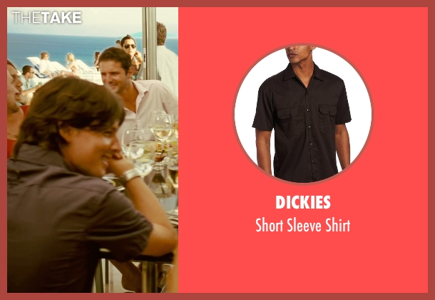 Dickies brown shirt from Limitless seen with Unknown Actor (Unknown Character)
