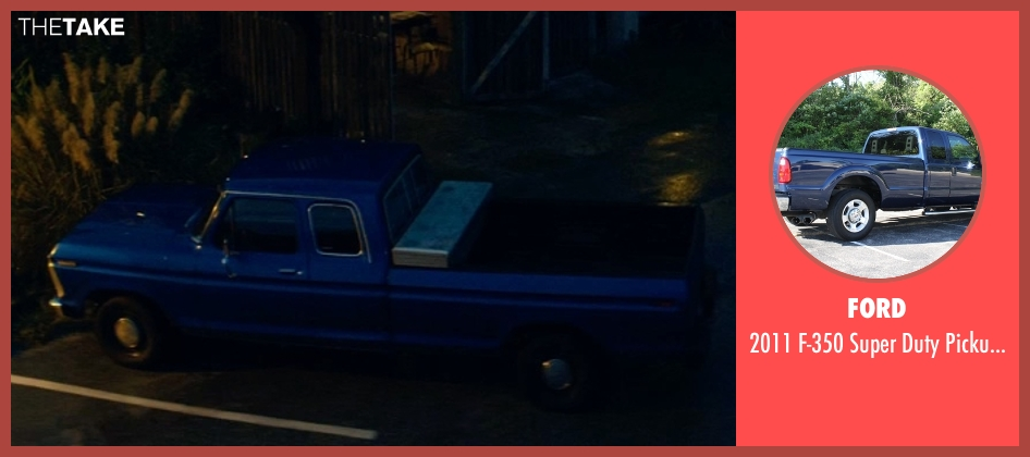 Ford truck from Magic Mike XXL seen with Unknown Actor (Unknown Character)