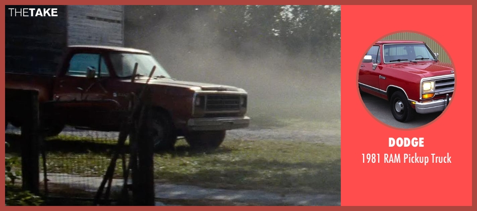 Dodge truck from Man of Steel seen with Unknown Actor (Unknown Character)