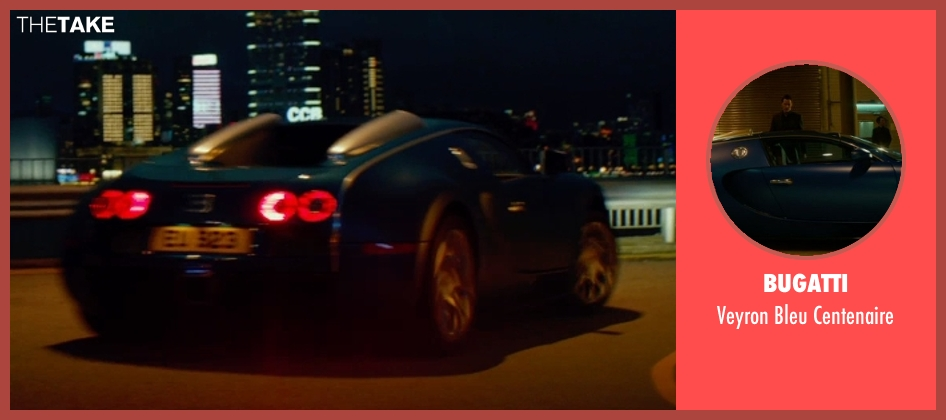 Bugatti centenaire from Man of Tai Chi seen with Unknown Actor (Unknown Character)