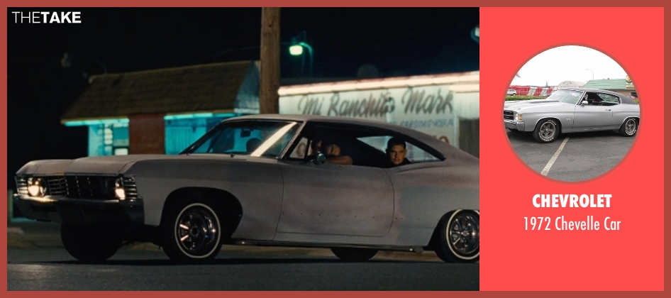 Chevrolet car from McFarland, USA seen with Unknown Actor (Unknown Character)