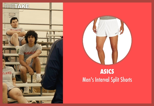Asics gray shorts from McFarland, USA seen with Unknown Actor (Unknown Character)