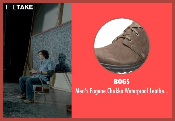 Bogs brown boots from Me and Earl and the Dying Girl seen with Unknown Actor (Unknown Character)