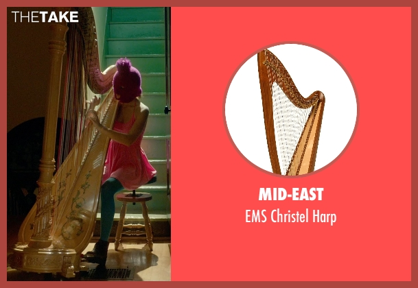 Mid-East harp from Me and Earl and the Dying Girl seen with Unknown Actor (Unknown Character)