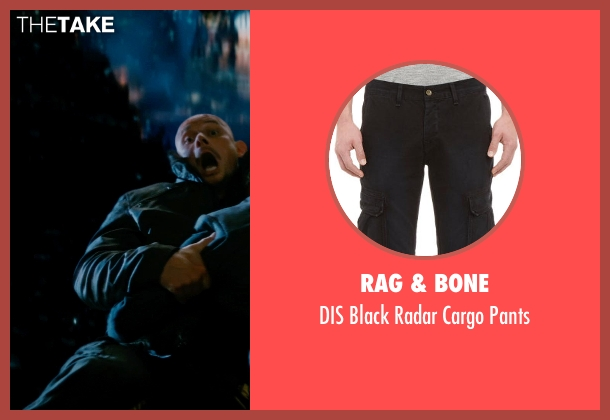 Rag & Bone black pants from Mortdecai seen with Unknown Actor (Unknown Character)