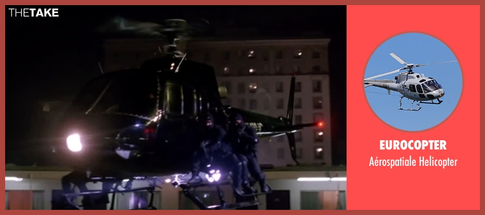 Eurocopter helicopter from Mr. & Mrs. Smith seen with Unknown Actor (Unknown Character)