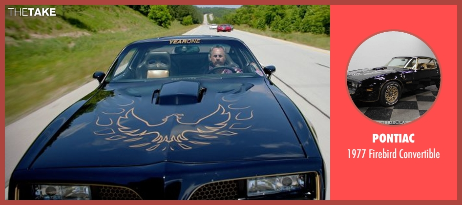 Pontiac convertible from Need for Speed seen with Unknown Actor (Unknown Character)