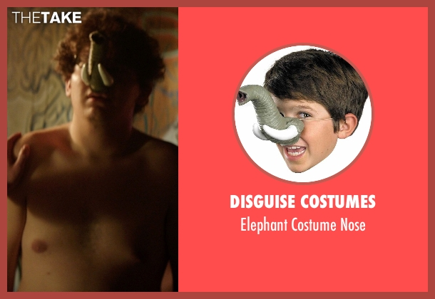 Disguise Costumes nose from Neighbors seen with Unknown Actor (Unknown Character)