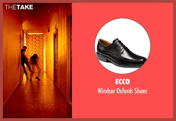 Ecco black shoes from Only God Forgives seen with Unknown Actor (Unknown Character)