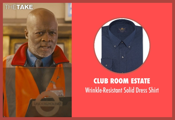 Club Room Estate blue shirt from Paddington seen with Unknown Actor (Unknown Character)