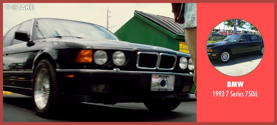BMW 750il from Pain & Gain seen with Unknown Actor (Unknown Character)