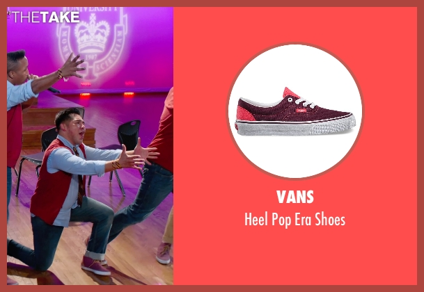 Vans shoes from Pitch Perfect 2 seen with Unknown Actor (Unknown Character)
