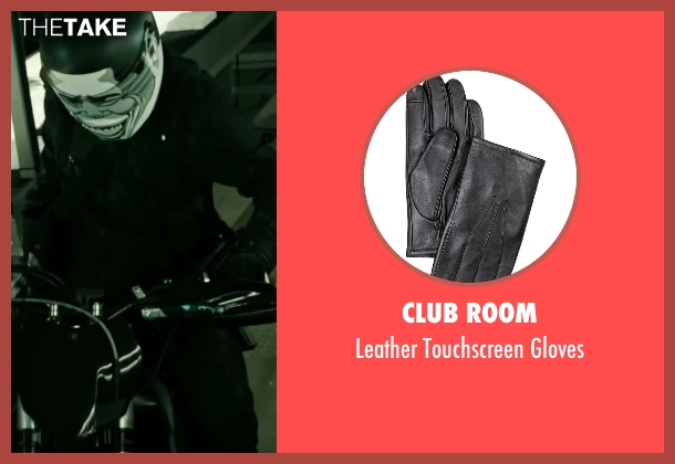 Club Room black gloves from Point Break seen with Unknown Actor (Unknown Character)