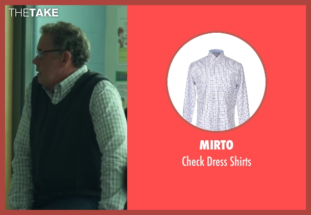 Mirto white shirts from Project Almanac seen with Unknown Actor (Unknown Character)