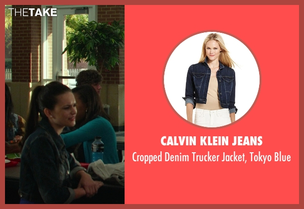 Calvin Klein Jeans blue blue from Ride Along seen with Unknown Actor (Unknown Character)