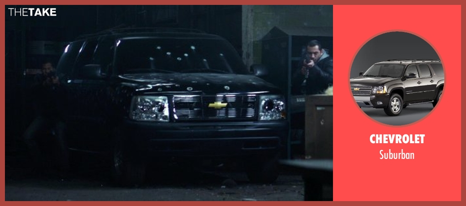 Chevrolet suburban from Ride Along seen with Unknown Actor (Unknown Character)