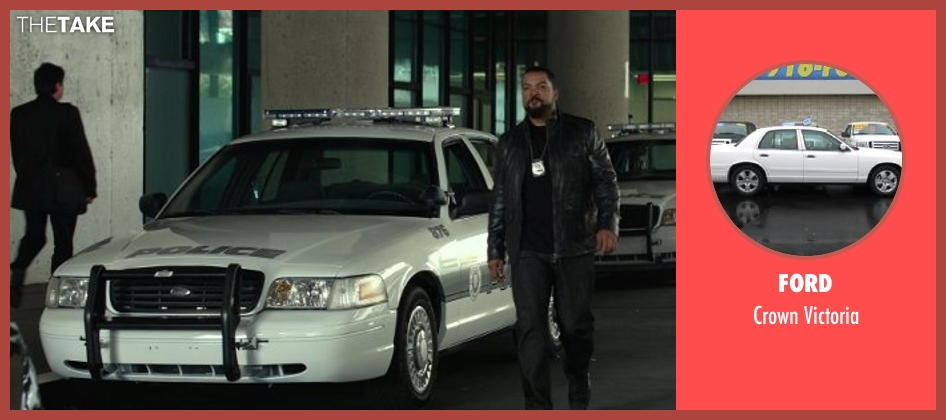 Ford victoria from Ride Along seen with Unknown Actor (Unknown Character)