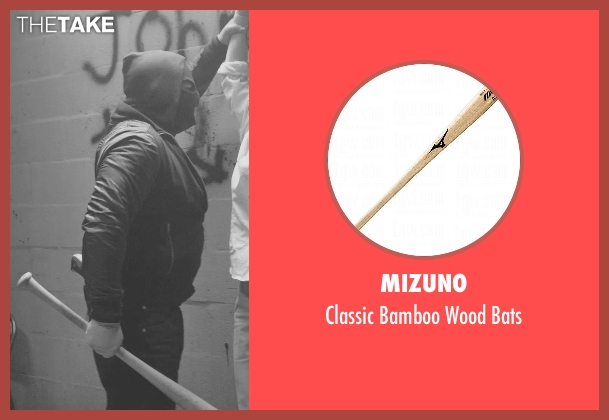 Mizuno bats from Sabotage seen with Unknown Actor (Unknown Character)