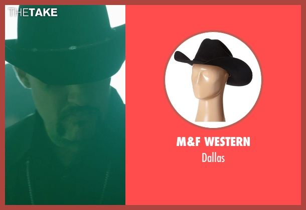M&F Western black dallas from Sabotage seen with Unknown Actor (Unknown Character)