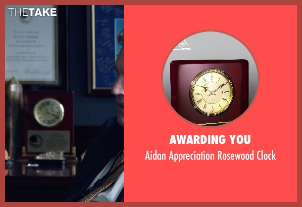 Awarding You clock from Sabotage seen with Unknown Actor (Unknown Character)