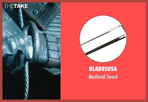 BladesUSA sword from Seventh Son seen with Unknown Actor (Unknown Character)