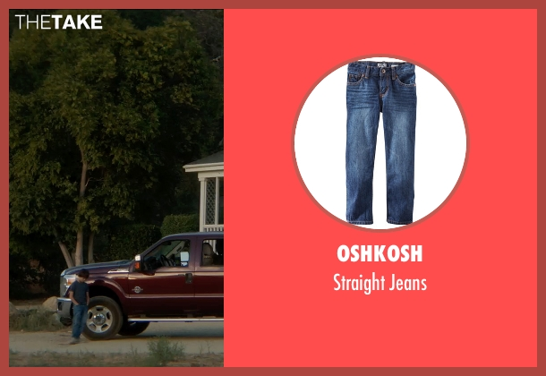 Oshkosh blue jeans from Sinister 2 seen with Unknown Actor (Unknown Character)