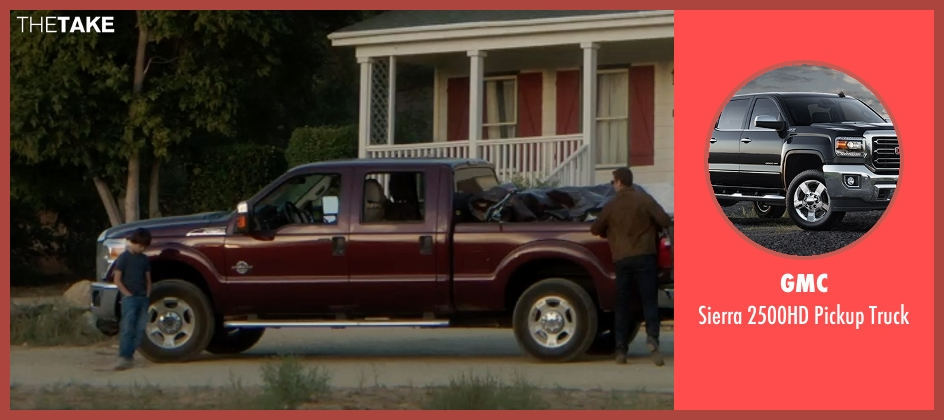 GMC truck from Sinister 2 seen with Unknown Actor (Unknown Character)