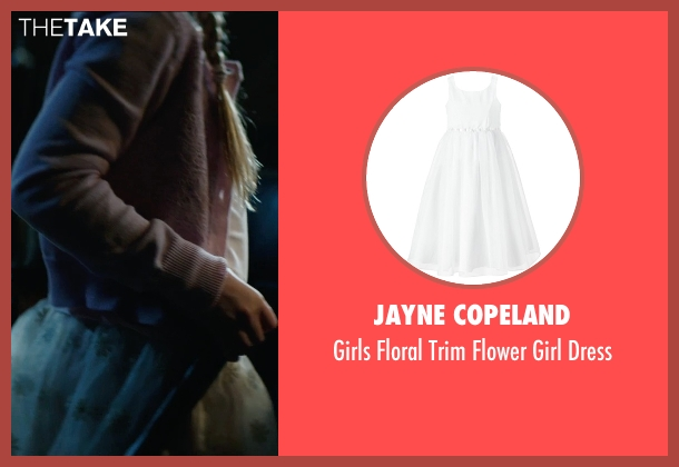 Jayne Copeland white dress from Sinister 2 seen with Unknown Actor (Unknown Character)
