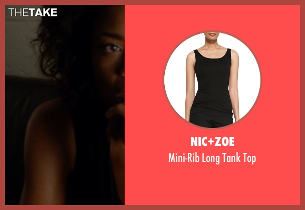 Nic+Zoe black top from Southpaw seen with Unknown Actor (Unknown Character)