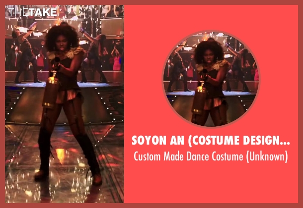 Soyon An (Costume Designer) costume from Step Up: All In seen with Unknown Actor (Unknown Character)