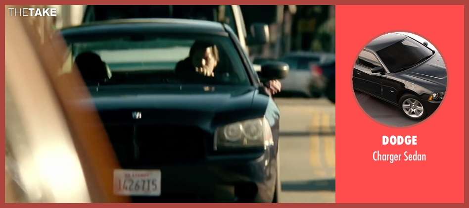 Dodge sedan from Taken 3 seen with Unknown Actor (Unknown Character)