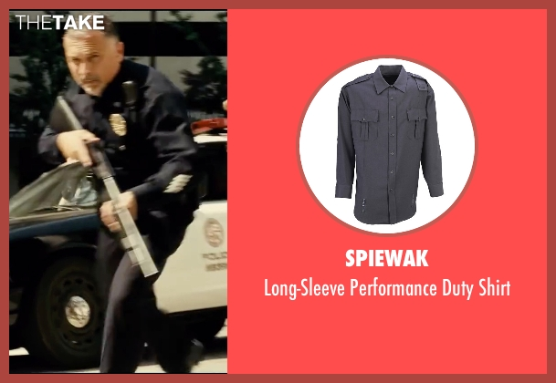 Spiewak shirt from Taken 3 seen with Unknown Actor (Unknown Character)