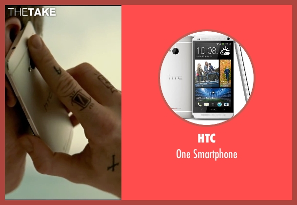 HTC smartphone from Taken 3 seen with Unknown Actor (Unknown Character)