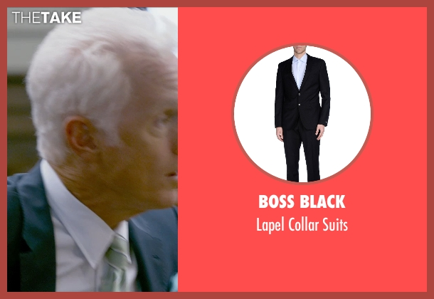 Boss Black black suits from Ted 2 seen with Unknown Actor (Unknown Character)