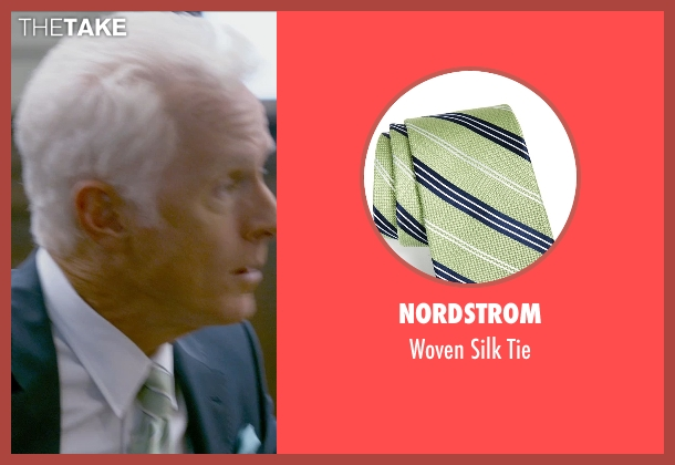 Nordstrom green tie from Ted 2 seen with Unknown Actor (Unknown Character)