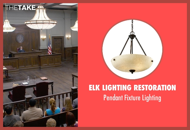 ELK Lighting Restoration lighting from Ted 2 seen with Unknown Actor (Unknown Character)