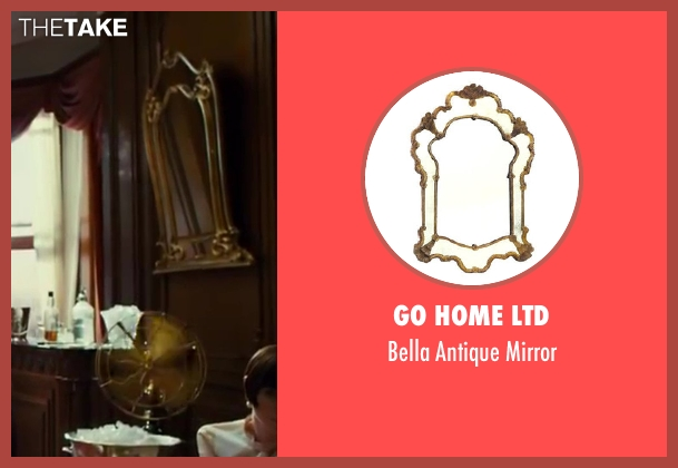 Go Home LTD mirror from The Great Gatsby seen with Unknown Actor (Unknown Character)