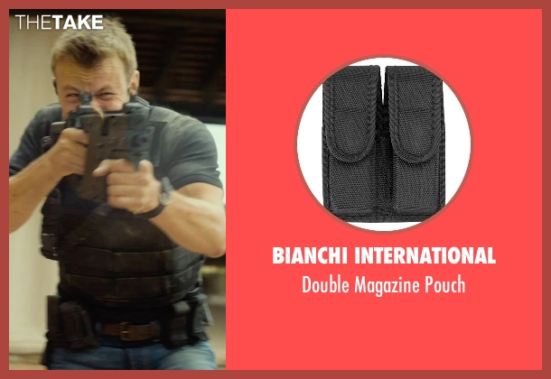 Bianchi International pouch from The Gunman seen with Unknown Actor (Unknown Character)