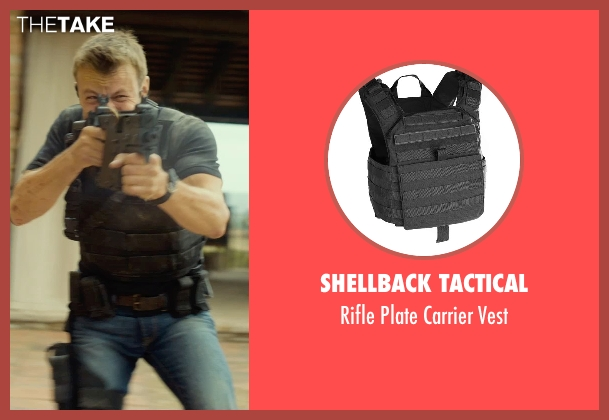 Shellback Tactical vest from The Gunman seen with Unknown Actor (Unknown Character)