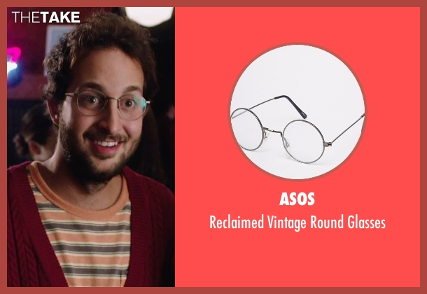 Asos glasses from The Intern seen with Unknown Actor (Unknown Character)