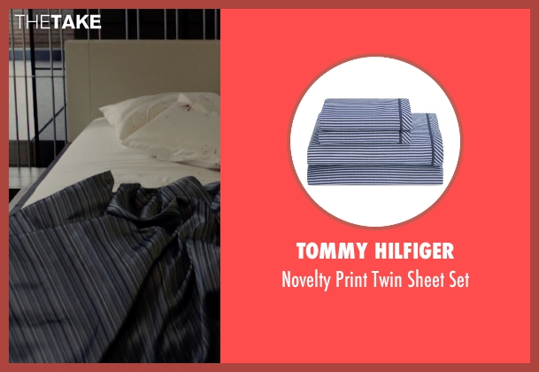 Tommy Hilfiger set from The Loft seen with Unknown Actor (Unknown Character)